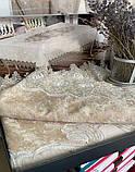 Скатерть На Обеденный Стол Велюровая Сервировочная Прямоугольная Турция Verolli 160*220 см Разные Цвета, фото 10