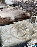 Скатерть На Обеденный Стол Велюровая Сервировочная Прямоугольная Турция Verolli 160*350 см Разные Цвета, фото 3