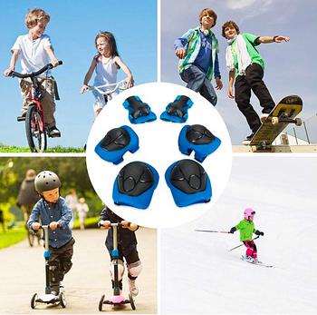 Защита для катания на роликах, скейтах, велосипедах