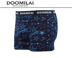 Мужские боксеры стрейчевые из бамбука «DOOMILAI» Арт.D-01272