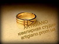 Кольцо Атлантиса из золота или серебра