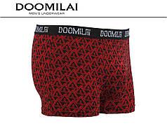 Мужские боксеры стрейчевые из бамбука «DOOMILAI» Арт.D-01280