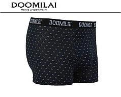 Мужские боксеры стрейчевые из бамбука «DOOMILAI» Арт.D-01413