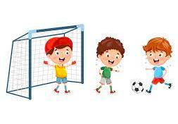 Детские Футбольные мячи и ворота