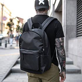 Мужской черный рюкзак STUFFBOX1680 Limited