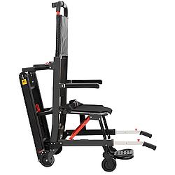 Лестничный подъемник электрический для инвалидов и пожилых людей MIRID ST003B