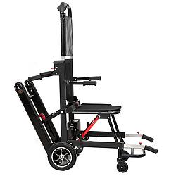 Лестничный подъемник электрический для инвалидов и пожилых людей MIRID SW01