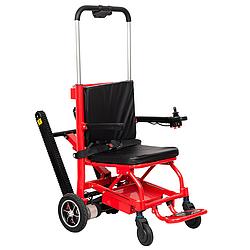 Лестничный подъемник электрический с функцией электроколяски для инвалидов MIRID SW02