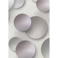 Обои дуплекс Эксклюзив 415-01 светло-серый, фото 1