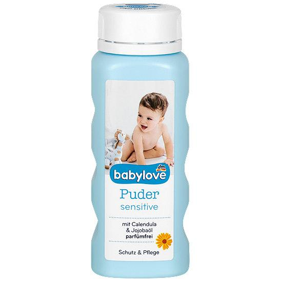 Дитяча присипка Babylove Sensitive 100 гр.