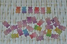 Кабошон ведмежа ( перехід кольору. цукор)
