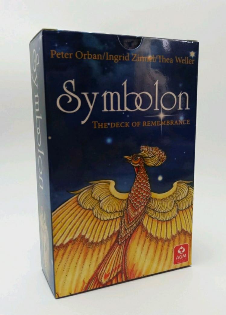 Карты Симболон (Symbolon the deck of remembrance), ( Ukraine )
