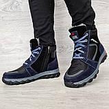 Ботинки подростковые зимние на меху (Сгд-4-1), фото 3