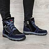 Ботинки подростковые зимние на меху (Сгд-4-1), фото 4