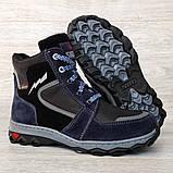 Ботинки подростковые зимние на меху (Сгд-4-1), фото 6