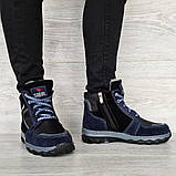 Ботинки подростковые зимние на меху (Сгд-4-1), фото 7