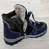Черевики підліткові зимові на хутрі (СГД-4-1), фото 9