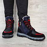 Зимові черевики підліткові на хутрі (Сгд-4-2), фото 3