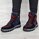 Зимові черевики підліткові на хутрі (Сгд-4-2), фото 5