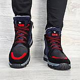 Зимові черевики підліткові на хутрі (Сгд-4-2), фото 6