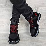 Мужские ботинки евро зима черные (Сгз-5ч), фото 2