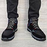 Мужские ботинки евро зима утепленные байкой (Сгз-5-3), фото 2