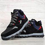 Мужские ботинки евро зима утепленные байкой (Сгз-5-3), фото 6