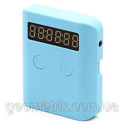 Таймер для спидкубинга карманный | YJ Pocket Timer blue