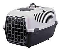 Перенесення для кішок і собак Trixie Capri, 61х40х38см, до 12 кг, 39831(сіра)