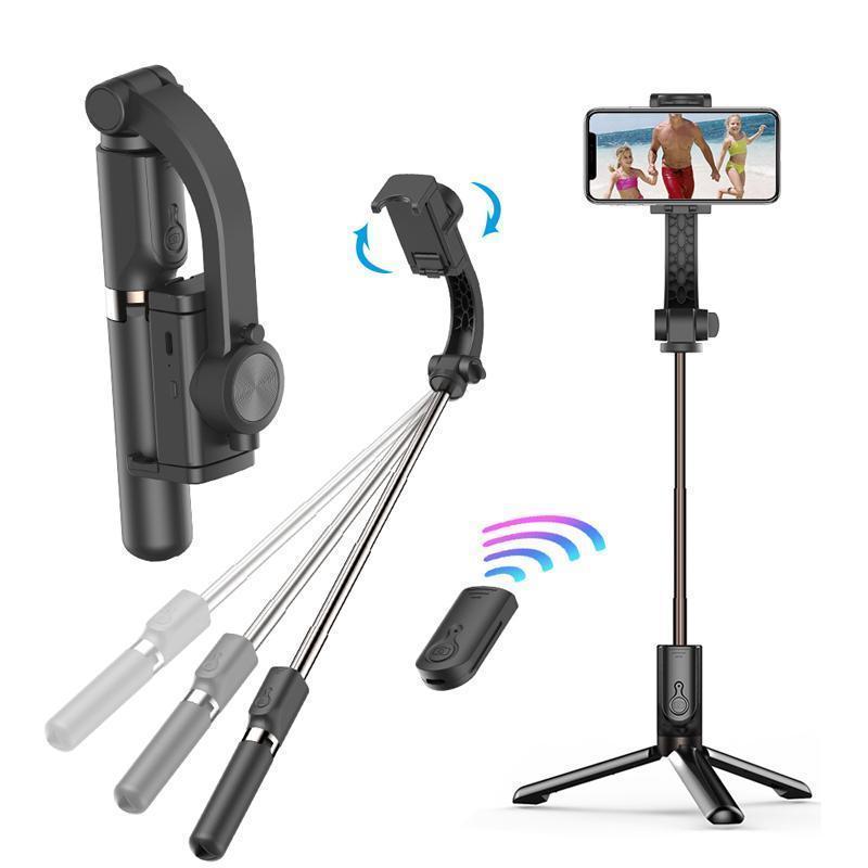 Стедикам стабилизатор монопод тренога для смартфона Gimbal Stabilizer GS30 с функцией селфи палки