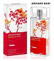Armand Basi Happy In Red, Арманд Баси Хэппи Ин Рэд, женский