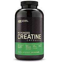 Micronized Creatine Optimum Nutrition (300 капсул)