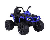 Їв-мобіль T-737/1 EVA BLUE квадроцикл 12V7AH мотор 2*35W з MP3 106*62*40 /1/