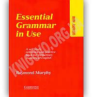 Essential Grammar in Use Грамматика английского языка для начинающих Красный Авт: Мёрфи Р. Изд-во: Cambridge university press