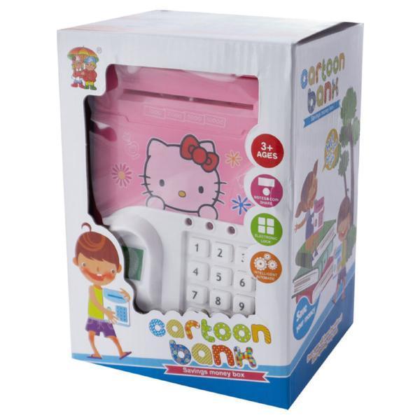 Скарбничка Hello Kitty (24 шт/ящ)