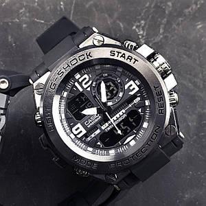 Чоловічий наручний годинник Casio G-Shock GLG-1000 All Black