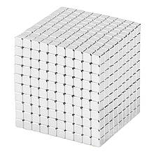 Магнитные кубики-головоломка SKY NEOCUBE (V5) комплект (1000 шт) Silver