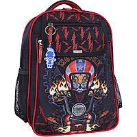 Рюкзак школьный Bagland Отличник 20 л. черный 658 (0058070), фото 1