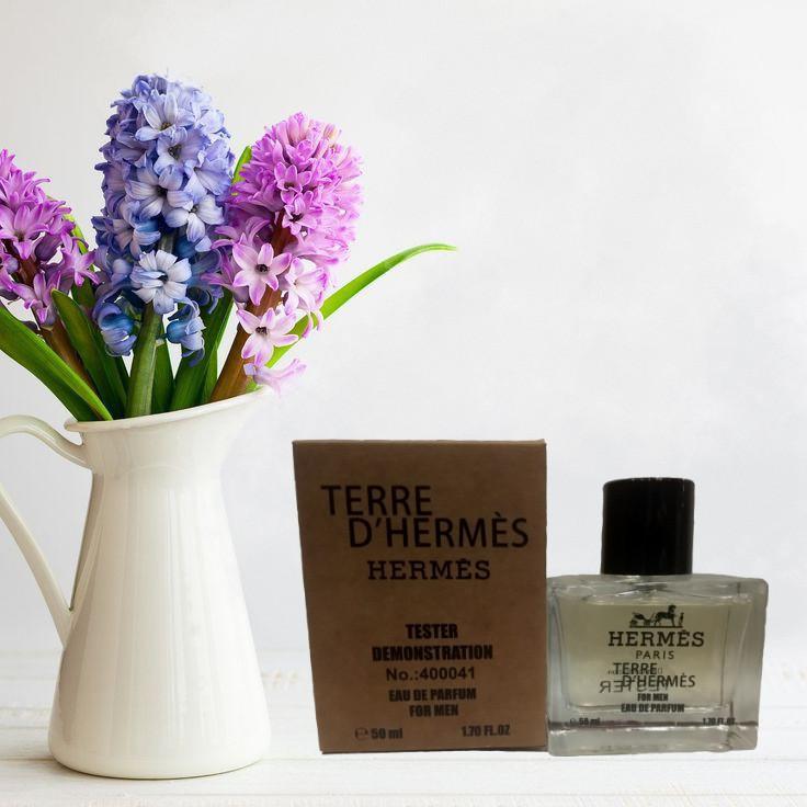 Мини-парфюм  мужской Хермес Terre D`hermes   For Men  тестер 50мл