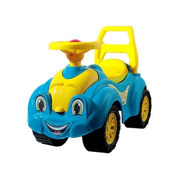 Толокар машинка для прогулок Детская машинка каталка Каталка-толокар для ребенка Каталка для мальчика