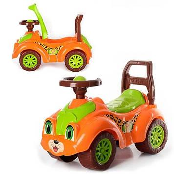 Детская толокар каталка-машинка для прогулок Машинка каталка-толокар Каталка машинка для девочки и мальчика