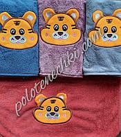 Кухонное полотенце микрофибра Тигр (12)