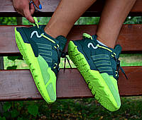 Жіночі Кросівки Adidas Nite Jogger Beyonce Ivy Park адідас найт джоггер, фото 1