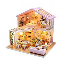 """3D Румбокс """"Sweet Time"""" - Ляльковий Дім Конструктор / DIY Doll House від CuteBee"""