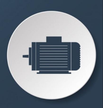 Крановий електродвигун MTKH 412-6/16