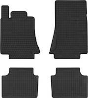 Гумові килимки автомобільні в салон Frogum для Alfa Romeo Giulia (mkI) 2016 (FG 401730)