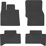 Гумові килимки автомобільні в салон Frogum для Alfa Romeo Stelvio (mkI) 2016 (FG 401747)