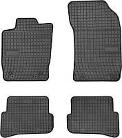 Гумові килимки автомобільні в салон Frogum для Audi A1/S1 (mkI) 2010-2018 (FG 0734)