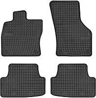 Гумові килимки автомобільні в салон Frogum для Seat Leon (mkIII) 2012-2020