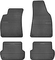 Гумові килимки автомобільні в салон Frogum для Audi A4/S4/RS4 (mkII-mkIII)(B6; B7) 2000-2007; Seat Exeo (mkI) 2008-2013 (FG